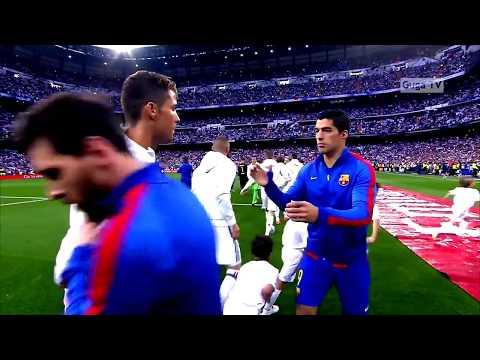 Real Madrid vs Barcelona 0 3   UHD 4k La Liga  2017   Full Highlights English Commentary