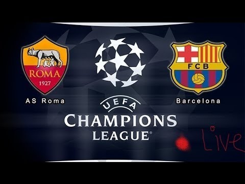 AS Roma vs Barca live Streaming on online.