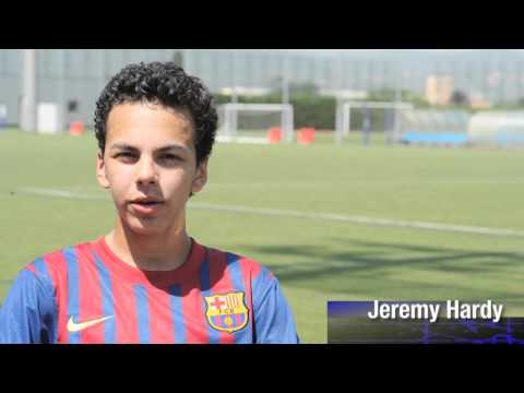 The Official FC Barcelona Soccer Camp