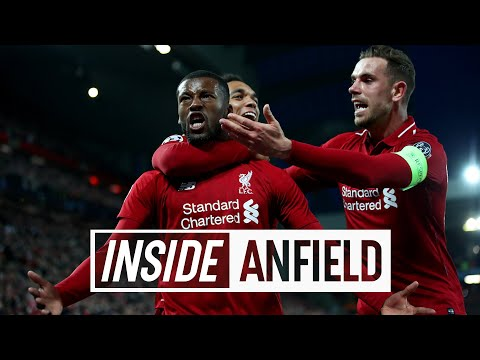 Inside Anfield: Liverpool 4-0 Barcelona   THE GREATEST EVER CHAMPIONS LEAGUE COMEBACK