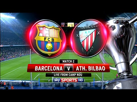 Barcelona vs Athletic Bilbao – results in Spanish Liga BBVA 09/13/2014 / Live
