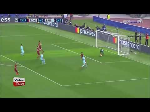 Roma Vs Barcelona 3–0 All Goals & Highlights 10 April 2018
