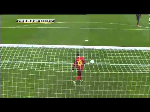 Barcelona -Ajax Final alevín 11 MIC 2014 Partido Completo