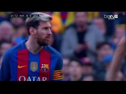 FC Barcelona vs Real Madrid 1 1 FULL MATCH HD 03 12 2016 English