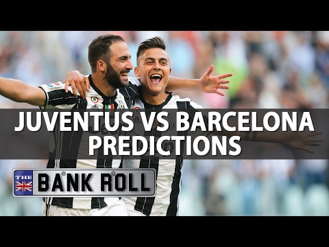 Juventus vs Barcelona | Champions League Match Predictions | Tues 11th April