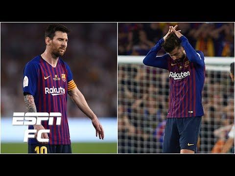 Barcelona vs. Valencia post-match analysis: Is Barca too reliant on 'Messi magic'? | Copa del Rey
