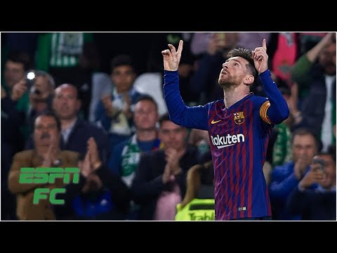 Lionel Messi sees things we don't even consider – Steve Nicol | La Liga