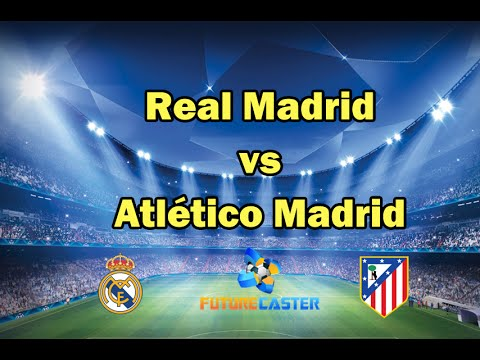 Real Madrid vs Atlético Madrid Preview and Prediction
