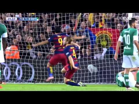 FC Barcelona vs Real Betis – All Goals 30-12-2015 (HD)