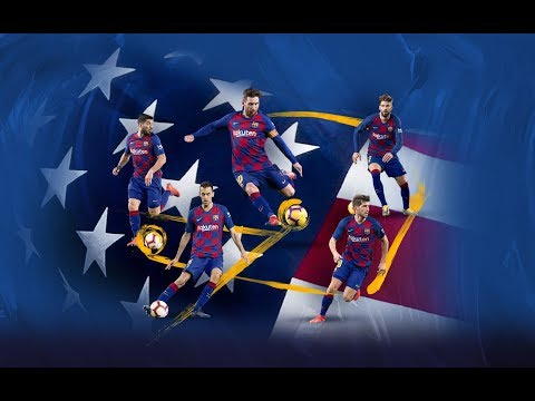 SUMMER 2019 | Barça is returning to the USA!