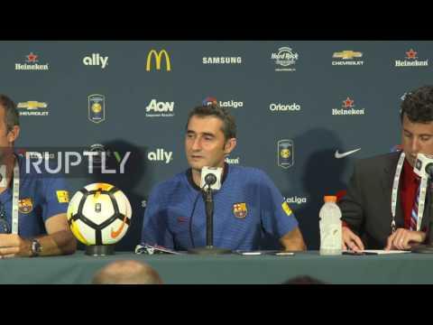 USA: Barcelona beats Real Madrid in rare 'El Clasico' in Miami