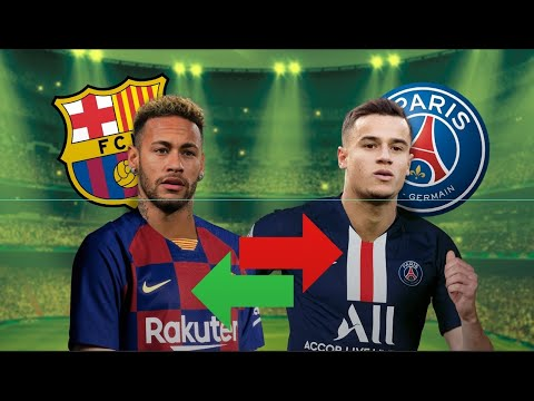 Philippe Coutinho to PSG and… Neymar to Barça? – Oh My Goal