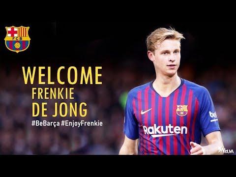 Frenkie De Jong – Welcome to FC Barcelona (HD)