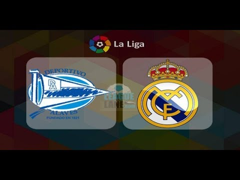 Real Madrid vs Deportivo Alaves live stream