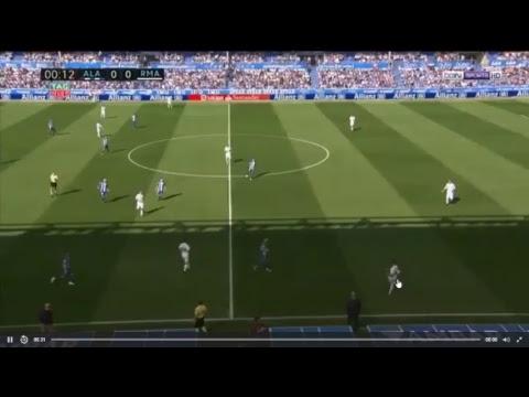 Real Madrid vs Alavés Live Stream – watch online
