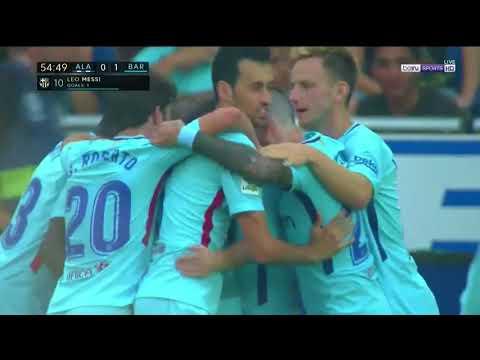 Deportivo Alaves vs Barcelona 0 2   All Goals & Highlights   La Liga 26 08 2017
