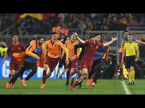 Roma vs Barcelona 3-0 Resumen y Goles Highlights Goals 2018 (HD)
