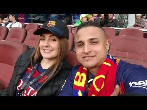 FC Barcelona V. I. P Players Zone Day 1