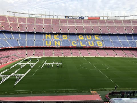 Camp Nou – Stadium Tour | Barcelona | Spain |
