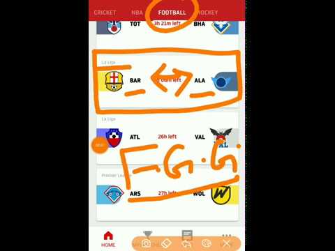 BAR vs ALA La Liga Football Match Dream11 Team || Barcelona vs Alaves