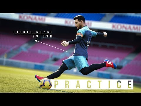 PRACTICE MAKES PERFECT PES 2019 | FC Barcelona | Cinematic