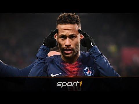 Mondpreis für Neymar! So schockt PSG Barca und Real | SPORT1 – TRANSFERMARKT