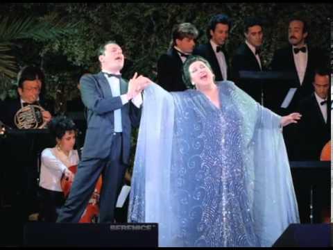 Freddie Mercury & Montserrat Caballé – Barcelona (Live at Ku Club Ibiza, 1987)