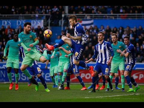 Alaves 0-6 Barcelona | LaLiga Goals & Highlights