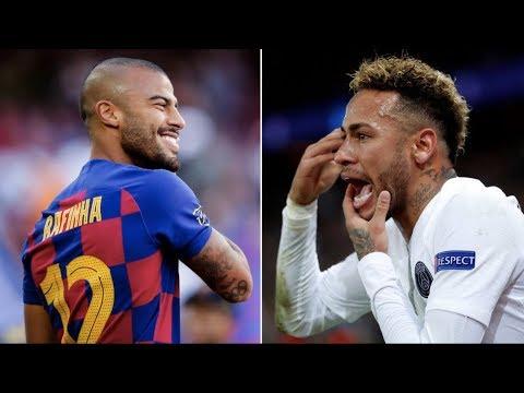 Barcelona News Round-Up ft Neymar Transfer Latest & Rafinha's Future