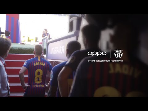 OPPO Reno FC Barcelona Edition Product Video