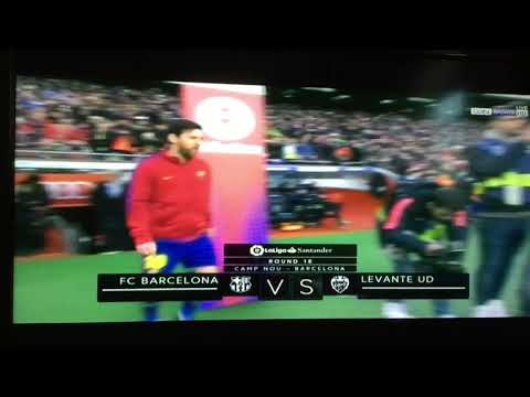 FC Barcelona Anthem with lyrics by Ray Hudson