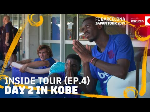 TRAINING WITH… ICE | Inside Tour Japan 2019 #4
