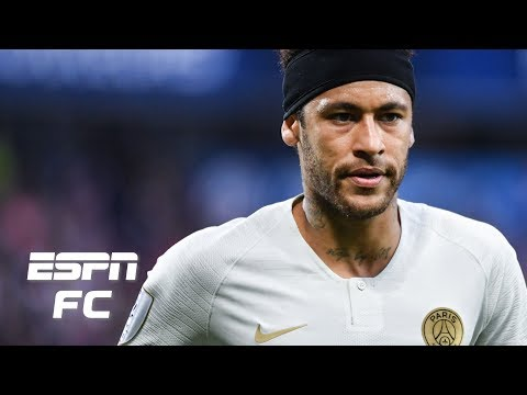 Neymar is back in PSG training, but how long until he is back in Barcelona? | Transfer Talk