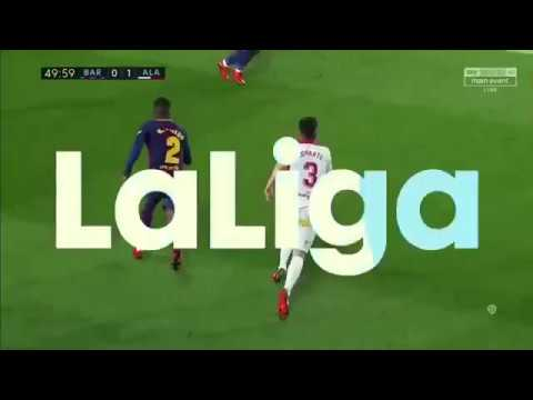 Barcelona vs Alaves (2-1) Jan 28, 2018 |HD| Full Match (2nd Half) SUBSCRIBE!
