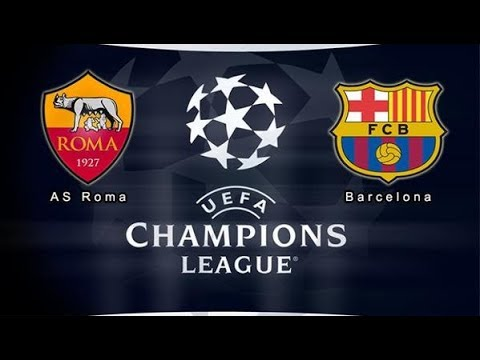 BARCELONA VS AS ROMA 0-3 ALL GOALS & HIGHLIGHT ENGLISH COMMENTARY 11/04
