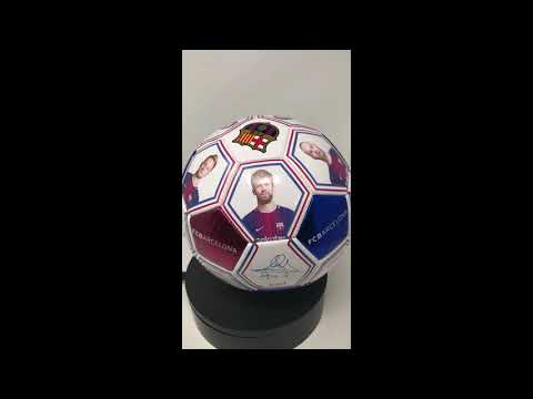 E Deals Shop – Barcelona F.C. Photo Signature Size 5 Football