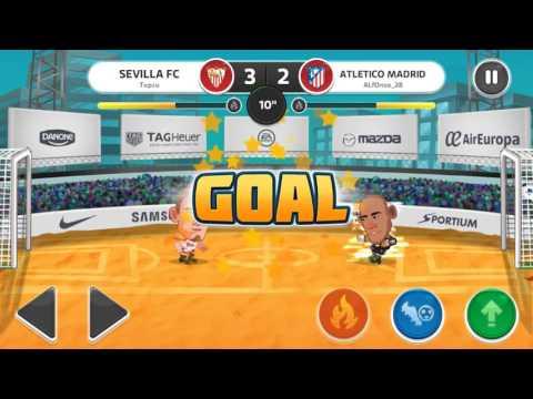 Sevilla FC-Atletico Madrid