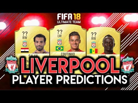 FIFA 18 | LIVERPOOL PLAYER RATING PREDICTIONS! | W/MANE, COUTINHO AND SALAH!