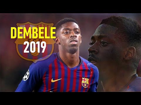 Ousmane Dembele 2019 – Mad Skills Runs Goals & Assists – FC Barcelona