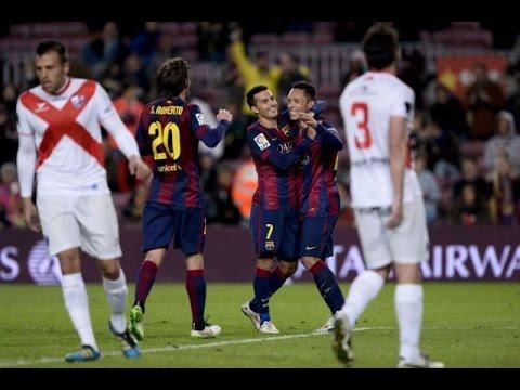 Barcelona vs Huesca Copa Delray score 8 – 1 Best Goal Pedro