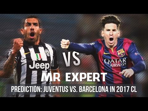 2017 Champions League draw results: Barcelona vs. Juventus in the best quarterfinal match
