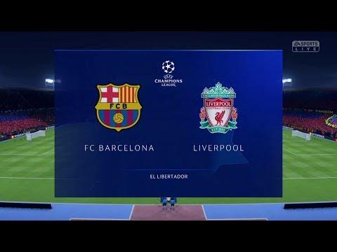 BARCELONA VS LIVERPOOL UEFA CHAMPIONS LEAGUE SEMI FINAL LEG-1 FULL MATCH,GOALS,HIGHLIGHTS & RESULTS