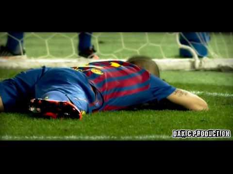 Neymar vs Messi |FC Santos vs FC Barcelona 0-4| Fifa Club World Cup Final | HD