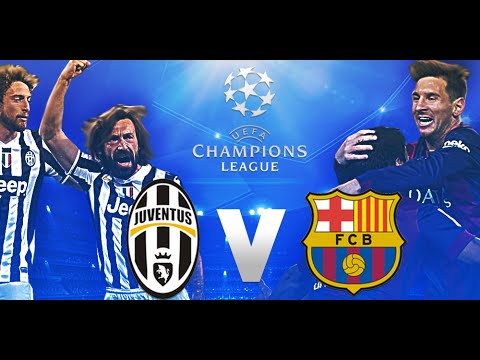 AMAZING CHAMPIONS LEAGUE FINAL SQUAD – Barcelona Vs Juventus 2015 | FIFA 15 SQUAD + GOALS
