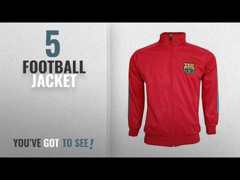Top 10 Football Jacket [2018]: Shamyaan FCB Jackets / Sweatshirt for Adults – Non-Branded Replica