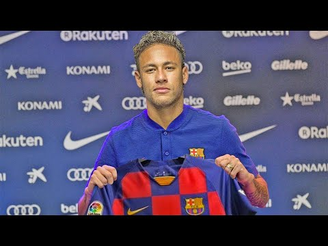 Neymar Finally Joins FC Barcelona for €160m? PSG and Barcelona 'reach agreement for Neymar'?