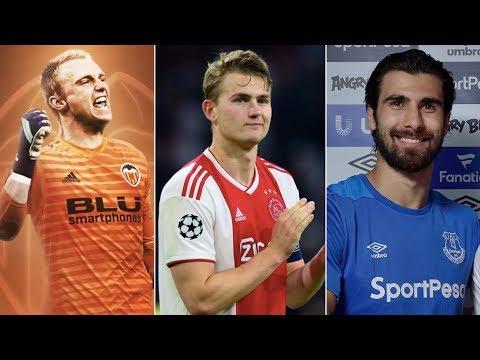 Barcelona News Round-up ft THREE confirmed sales & De Ligt transfer latest