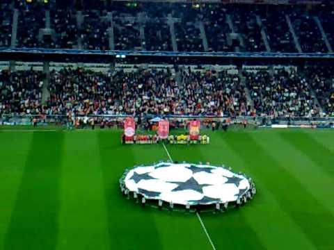 HYMN CHAMPIONS LEAGUE – Bayern Munchen – FC Barcelona 04-04-2009 (Anthem)