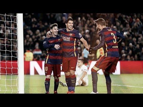 (CL) Barcellona-Roma 6-1: DISFATTA TOTALE