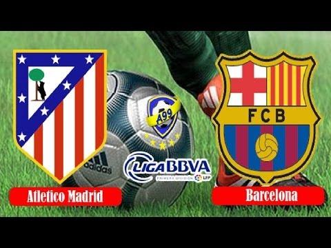 FC Barcelona Vs Atlético Madrid – 2014 FIFA World Cup 5/17/2014 (FIFA 14)